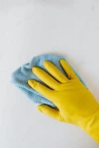 Почистване на мазета 2 - дезинфекция